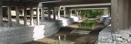 Bridge Abutments and Wing Walls