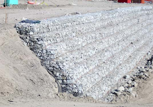 Slope Protection Photo 13