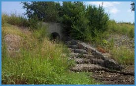 Culvert Headwalls, Wing Walls, & Scour Aprons